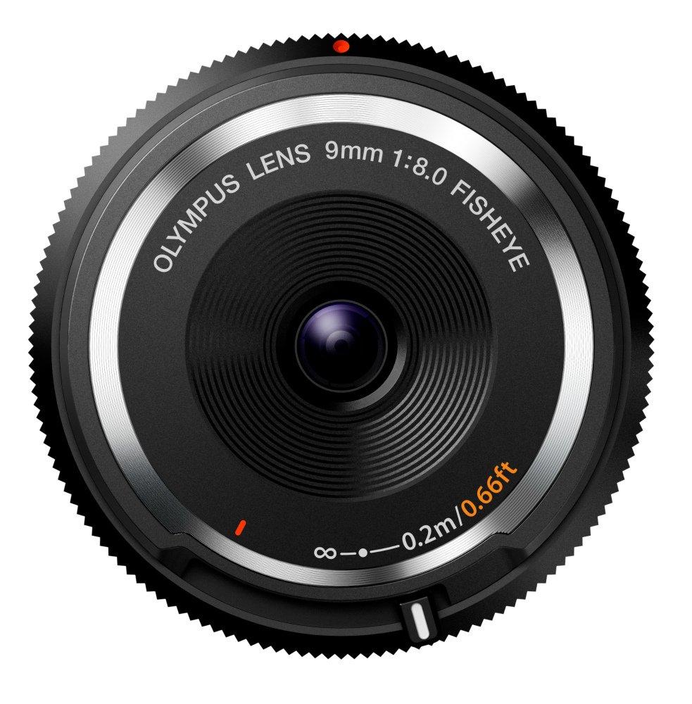 Olympus BCL Objetivo para micro cuatro tercios diámetro de filtro mm color