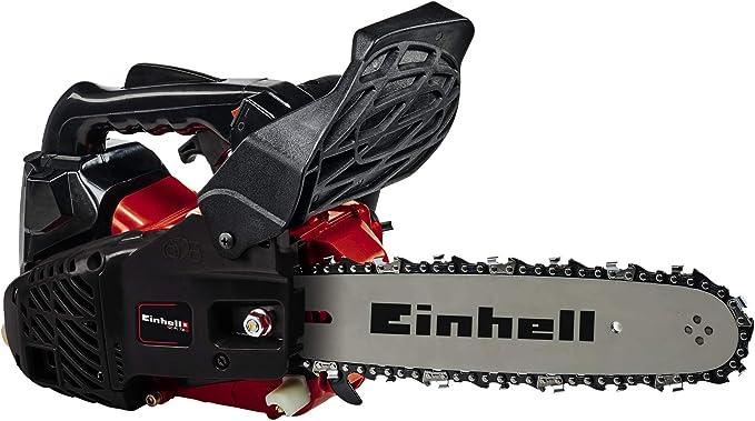 Einhell GC-PC 730 I Cilindrada 25,4 cm3 Espada 24 cm Peso 2,8 Kg
