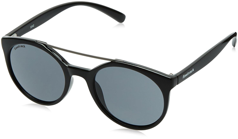 5fd9d11f0dd3 Fastrack UV Protected Round Women s Sunglasses - (C066BK3F