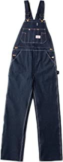 product image for Round House Men's Blue Classic Overalls - 966 (28-42)