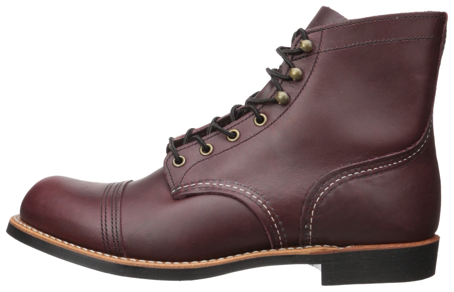 Red Wing Heritage Iron Ranger 6-Inch Boot, Oxblood Mesa, 8.5 D(M) US by Red Wing (Image #5)