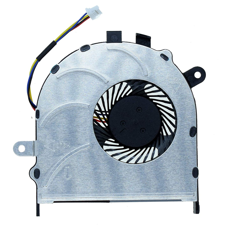 CPU Cooling Fan Compatible for Inspiron 15 (7558/7568) 13 7353 7359 P57G i7359 i7353 Series Laptop Cooler P57G FN0565-SP084P2AL 023.1001P.0001 0DW2RJ