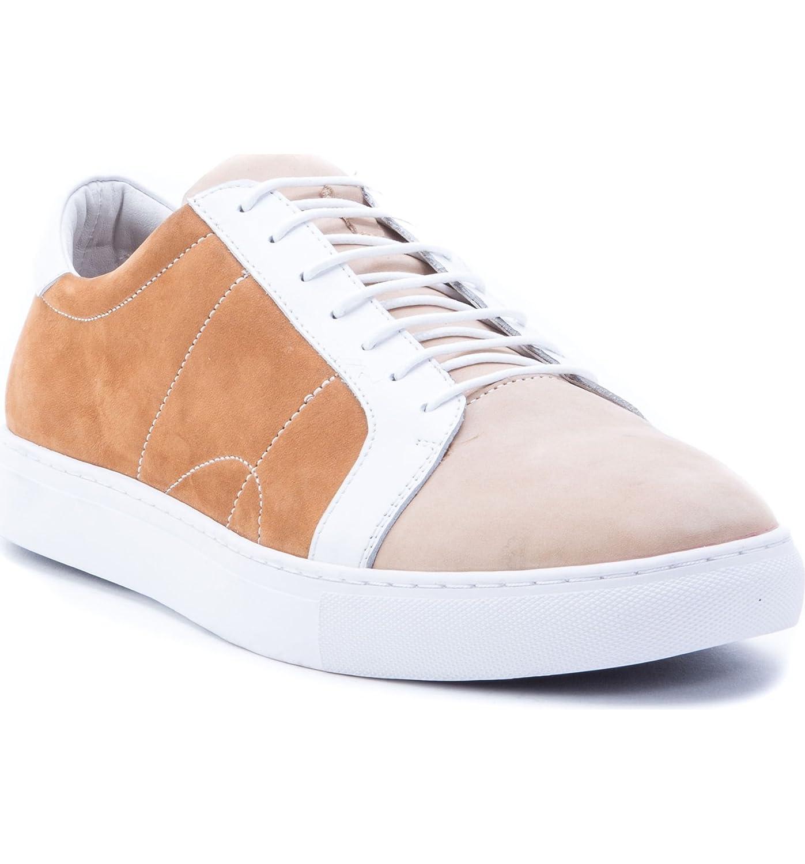 [ロバートグラハム] メンズ スニーカー Robert Graham Gonzalo Low Top Sneaker (M [並行輸入品] B07DTMDK7Q
