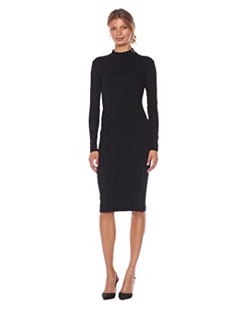 871a759c CATHERINE CATHERINE MALANDRINO Women's Kristiana Dress, Black Beauty, ...