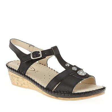 Women's Bambi T Strap Sandals