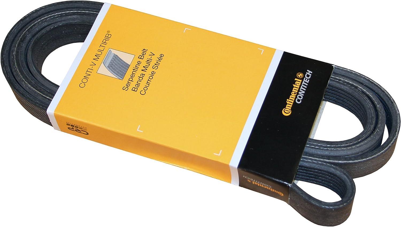 ContiTech PK060820 Serpentine Belt