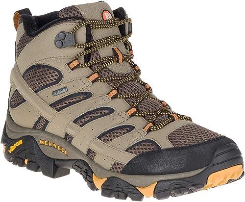 Merrell Moab Mid Gtx, Chaussures de randonnée montantes