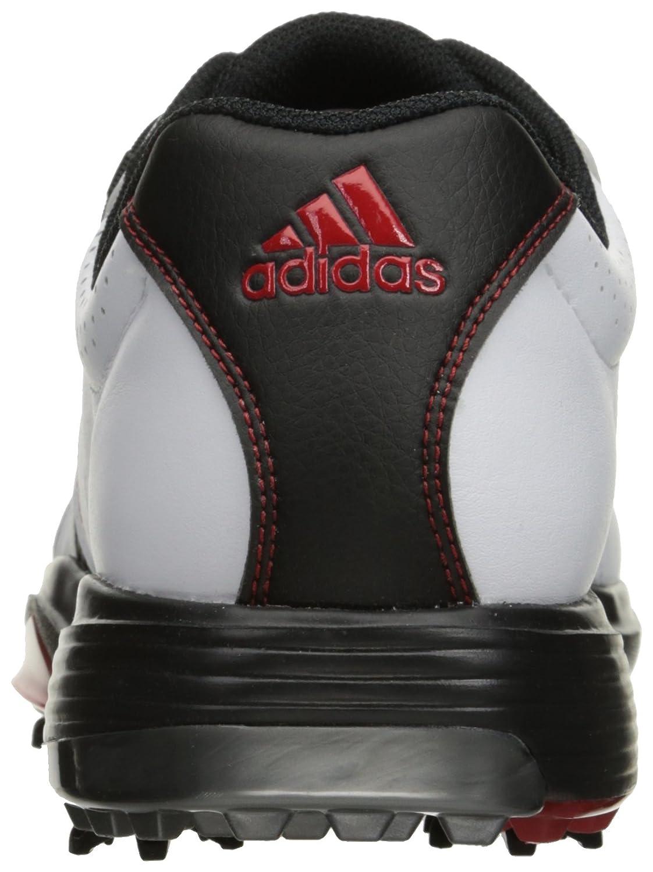 newest 2964e 97e79 Zapatillas de golf Adidas 360 Traxion Boa para hombre Calzado blanco   Core  Black   Scarlet