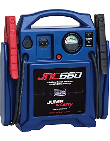 Amazon.com: Jump Starters - Jump Starters, Battery Chargers
