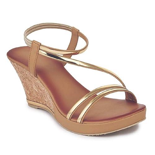 Buy Fashion Designer Girls Heel Sandal At Amazon In