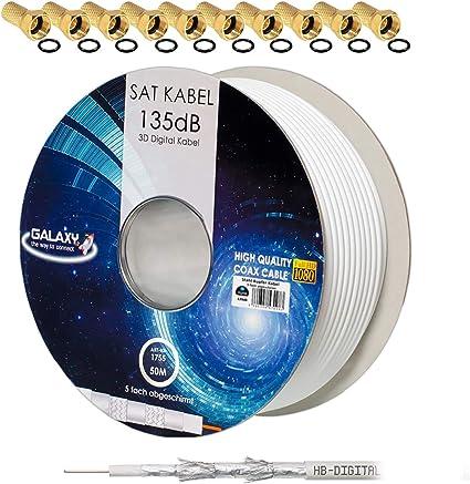 TALLA 50 m. HB Digital, TV por cable 135 CCS
