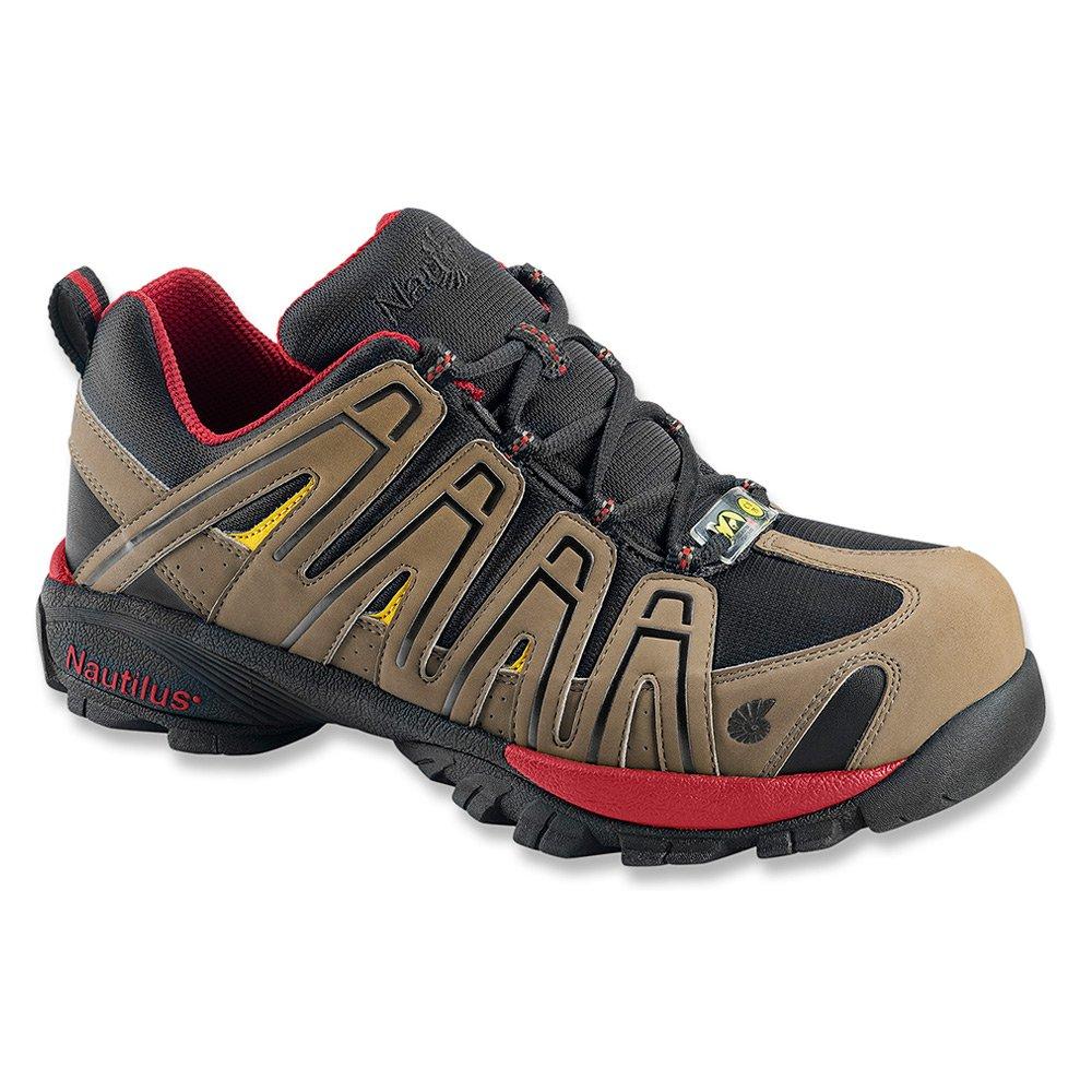 Nautilus Safety Footwearメンズ1341 ESDアンチ疲労Composite Toe Safety Shoe B00DG9N9GO 11 D(M) US|グリーン グリーン 11 D(M) US