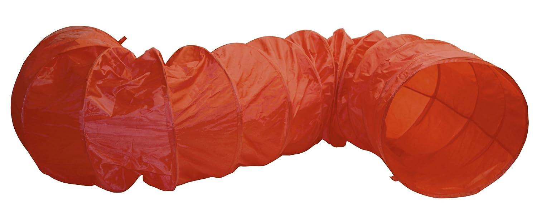 Kerbl Agility Dog Tunnel, 60 cm, Red