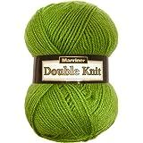 Marriner Double Knit 100G | DK Yarn/Wool | Acrylic (Apple)