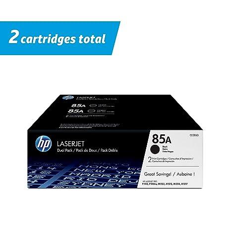 HP CE285D tóner y Cartucho láser - Tóner para impresoras láser ...