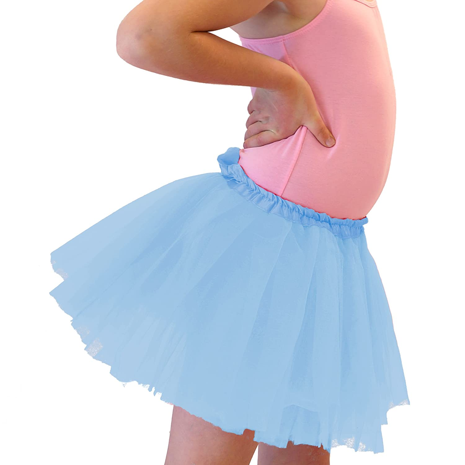 Hairbows Unlimited Girls Dance Tutu Skirt Dress up & Fairy Costumes