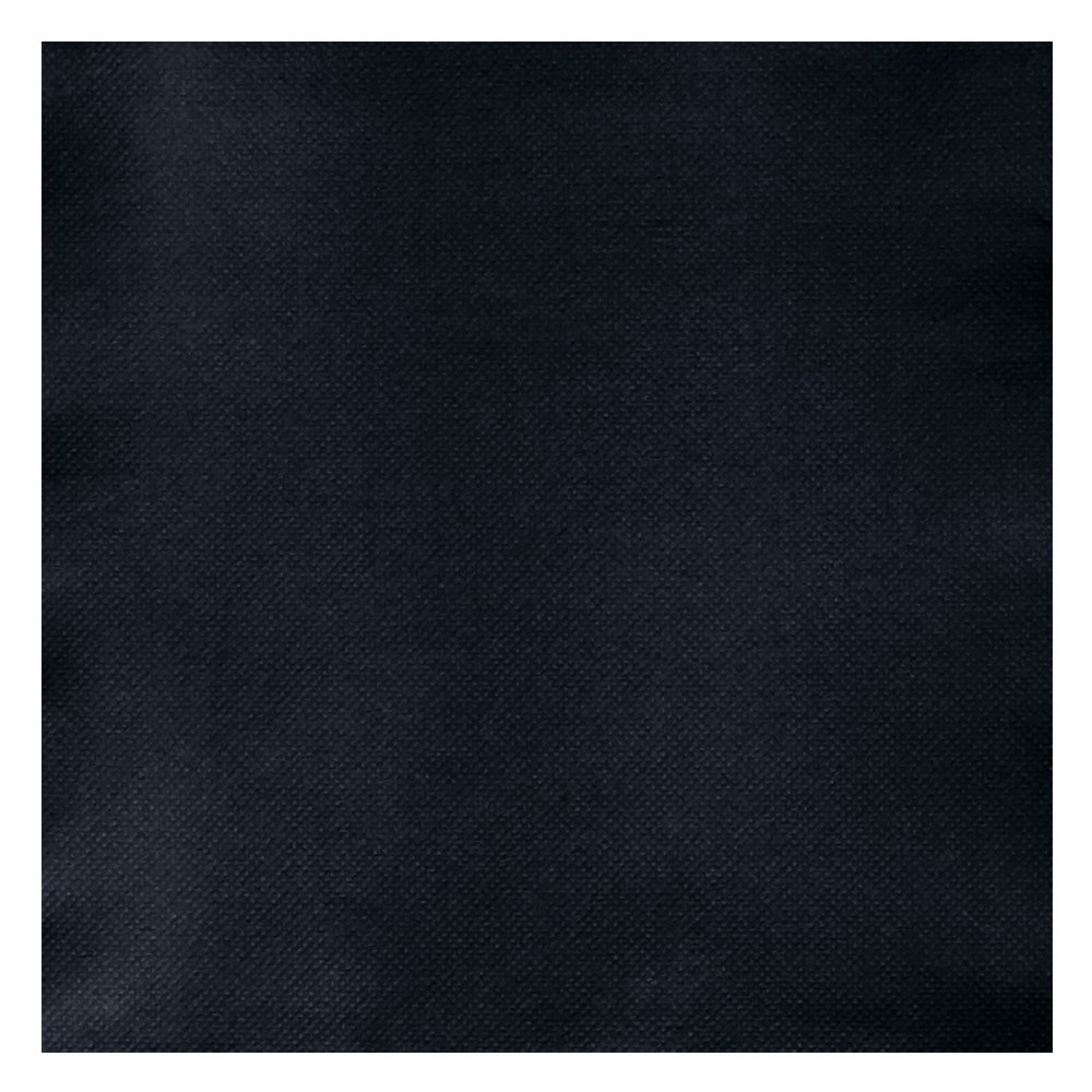 Hoffmaster 200102 FashnPoint Decorator Flat Packs, Ultra Ply, Color in Depth Black, 15-1/2'' x 15-1/2'' (Pack of 750)