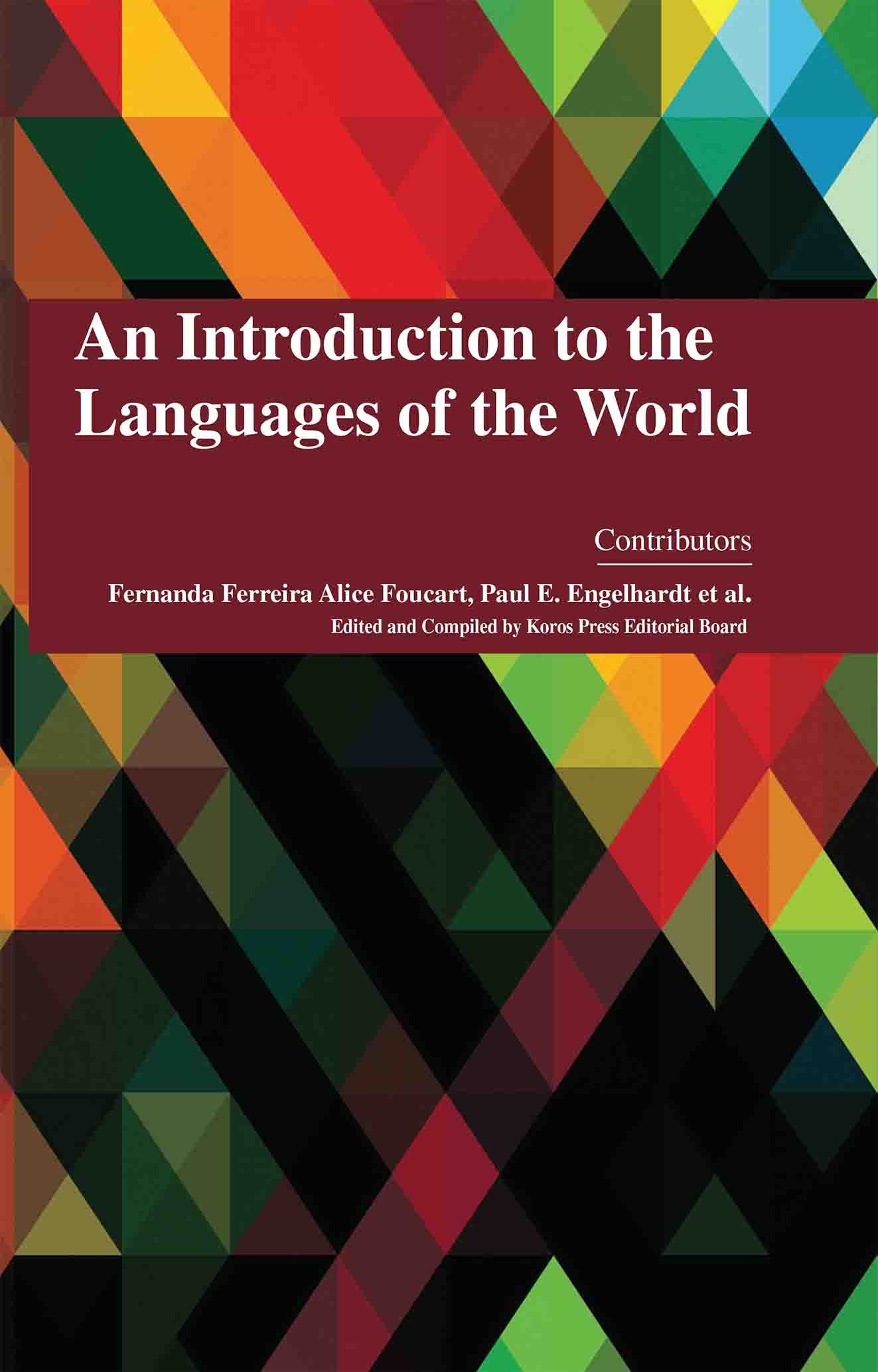 An Introduction to the Languages of the World PDF