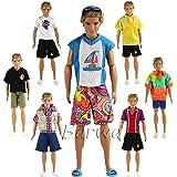 3 Vêtements pour Poupée Ken - fiancé de Barbie de livraison aléatoire