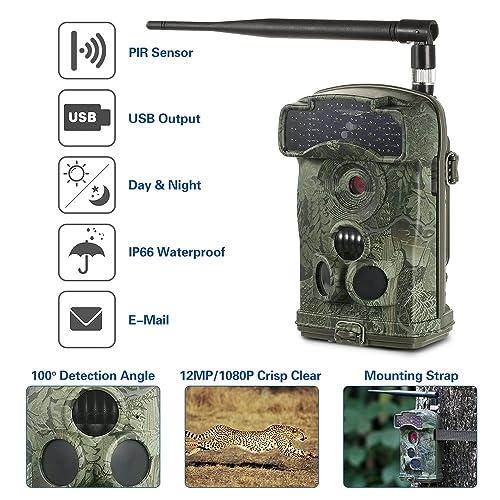 Lixada Wireless 3G Trail Camera Review