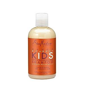 Shea Moisture Sheamoisture Mango & Carrot Kids Extra-nourishing Shampoo - 8 Fl Oz, 8 Oz