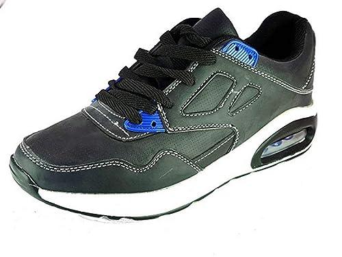 Eco Passeggio Tg 38 Sneakers Da Donna Nero Pelle Con Scarpe Colore zLSVpGqUM