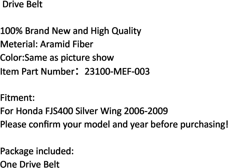 Areyourshop Premium Antriebsriemen f/ür Hon-da FJS400 Silver Wing 2006-2009 23100-MEF-003