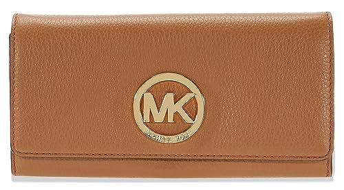 Michael Kors Fulton Carryall Wallet – Acorn