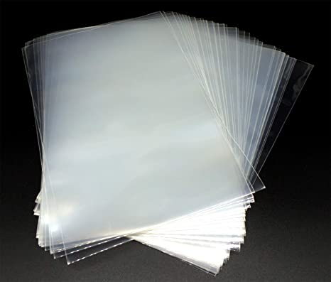 docsmagic.de 500 Premium Board Card Game Sleeves Clear - 63 ...