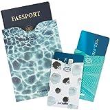 PacSafe Rfidsleeve RFID-Blocking Travel Pack-Water