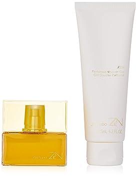 Pour Femme50 De Eau Zen Mlamp; Shiseido Gel Cadeau Parfum Coffret 0wPkX8On