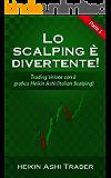 Lo Scalping è Divertente! 1: Parte 1: Trading Veloce con il grafico Heikin Ashi (Lo Scalping con il grafico Heikin Ashi)