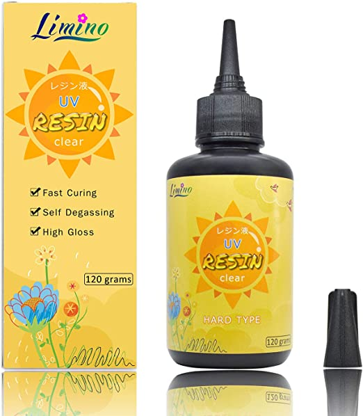 Hard UV Glue Solar Cure Sunlight Activated Resin for Casting /& Coating DIY Resin Mold UV Resin Craft Decoration Improved 200g Crystal Clear Ultraviolet Curing Epoxy Resin for DIY Jewelry Making