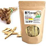 [Medicinal Korean Herb] Astragalus Root ( Milkvetch / Huangqi / 황기 ) Dried Bulk Herbs 4oz ( 113g )