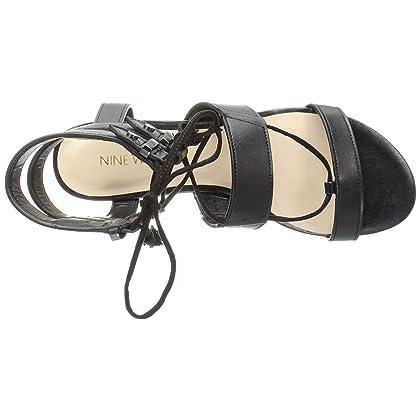 2aafa52761e ... Nine West Women s Decima Patent Gladiator Sandal