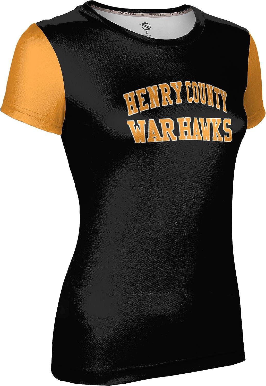 ProSphere Women's Henry County High School Crisscross Tech Tee