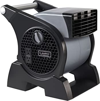 Lasko 13.5lbs Pro-Performance High Velocity Utility Fan