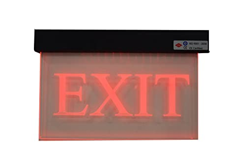X-Lite Powered Acrylic Sign Board: Amazon in: Office Products