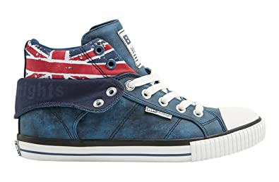 British Knights Hi-Cut Sneaker ROCO