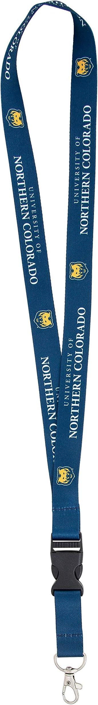 Liberty University Flames NCAA Car Keys ID Badge Holder Lanyard Keychain Detachable Breakaway Snap Buckle