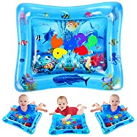 VATOS Tummy Time Baby Water Play Mat Toys for 3 6 9 Months Newborn Infant&Toddlers...