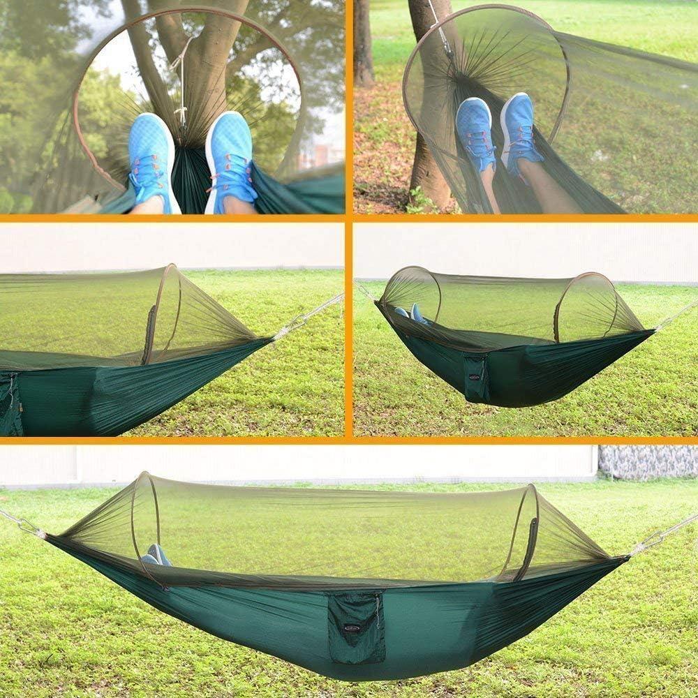 Voyage Camping Jardin Arbre Armée Militaire Léger hamac nouveau sac pochette stuff