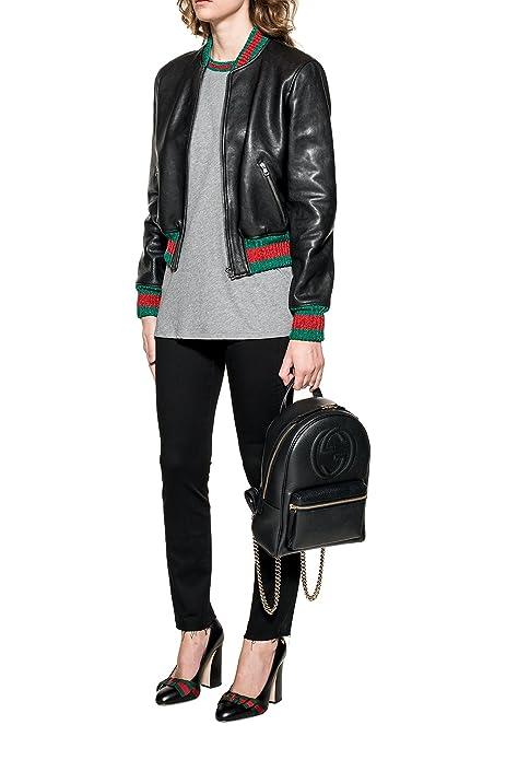 Gucci - Chaqueta de Traje - para Mujer, Color Negro, Talla ...