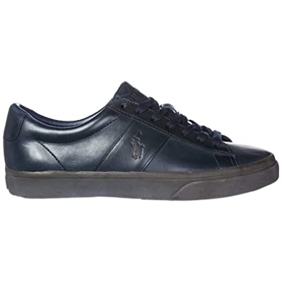 Polo Ralph Lauren Sayer Zapatillas Deportivas Hombre Bright Navy: Amazon.es: Zapatos y complementos