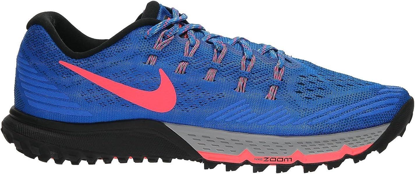 c1275787cc5d Nike Herren AIR Zoom Terra Kiger 3 Laufschuhe Blau (Soar Squadron Blue Black