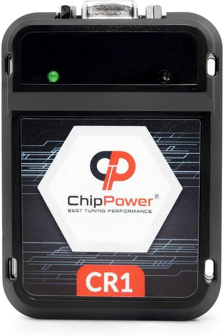 Chip de Potencia CR1 para ANTARA 2.2 CDTI 120 kW 163 CV Tuning Box Module Diesel