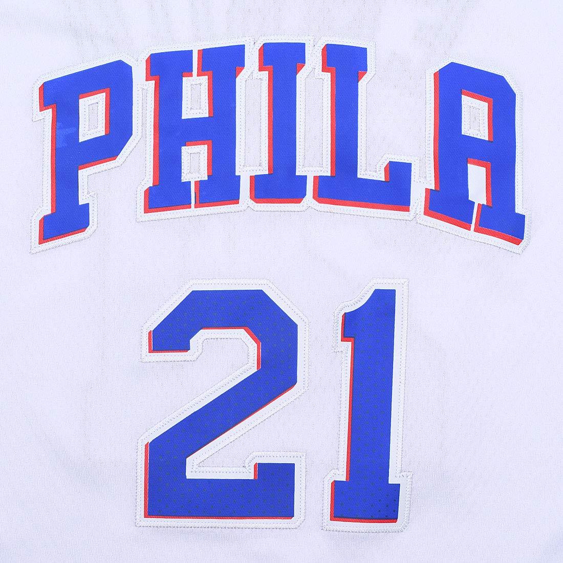 Outerstuff Youth 8-20 Philadelphia 76ers #21 Joel Embiid Jersey