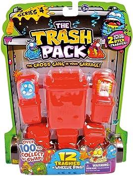 Trash Pack Los Basurillas - S4, Blíster 12 basurillas (Giochi Preziosi 68117): Amazon.es: Juguetes y juegos