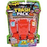 Trash Pack - 6589 - Figurine - Blister de 12 Personnages et Poubelles