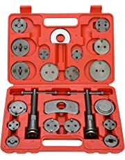 8milelake professional Brake Caliper Wind Back Tool 22Piece Kit Disc Brake Caliper Tool